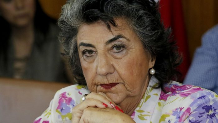 Alcaldesa de Viña del Mar asegura que el ataque que sufrió en el TER