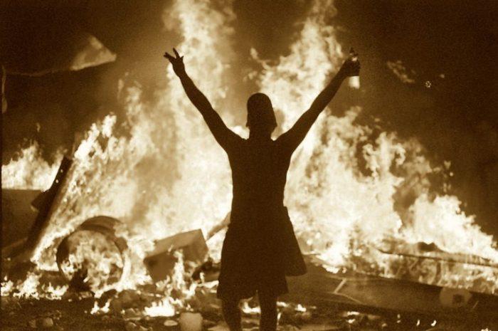 A 20 años de Woodstock '99: el festival del rock, excesos y descontrol