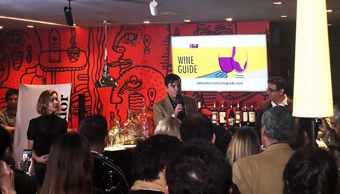 Conoce la nueva guía con los mejores vinos latinoamericanos