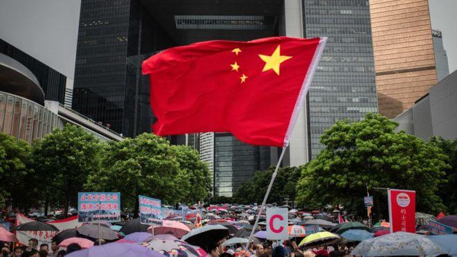 Protestas en Hong Kong: 3 posibles escenarios si China decide intervenir tras semanas de masivas manifestaciones
