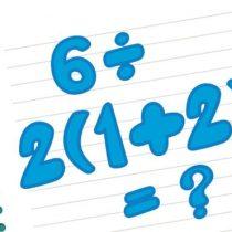Por qué la solución a esta sencilla ecuación es tan problemática: 6 ÷ 2(1+2)