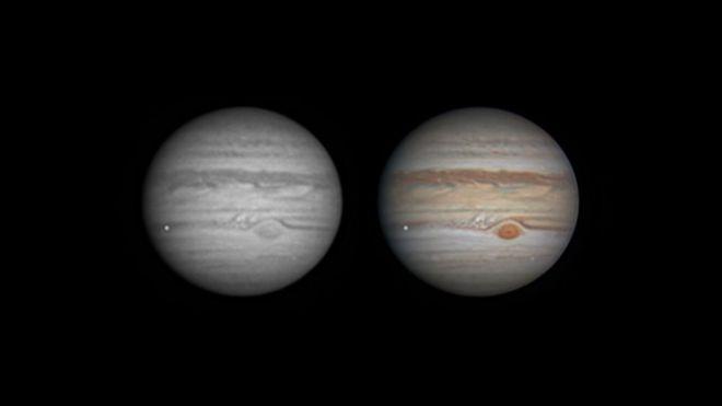 Meteorito en Júpiter: el increíble momento del impacto de un objeto sobre el planeta más grande del Sistema Solar que captó un astrónomo aficionado