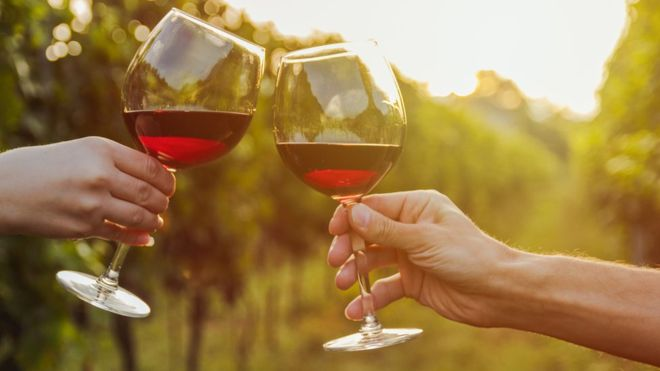 Por qué el vino tinto puede ser bueno para tus intestinos (si lo bebes con moderación)