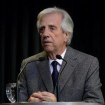 Presidente de Uruguay revela tener un nódulo pulmonar con