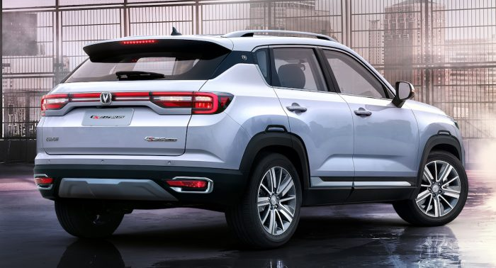 Changan CS35 Plus: el renovado SUV chino que se gradúa con honores