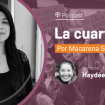 La cuarta ola: La resistencia en dictadura tiene rostro de mujer
