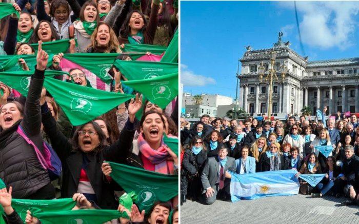 Aborto legal en Argentina: estas son las mujeres que tomaron las calles