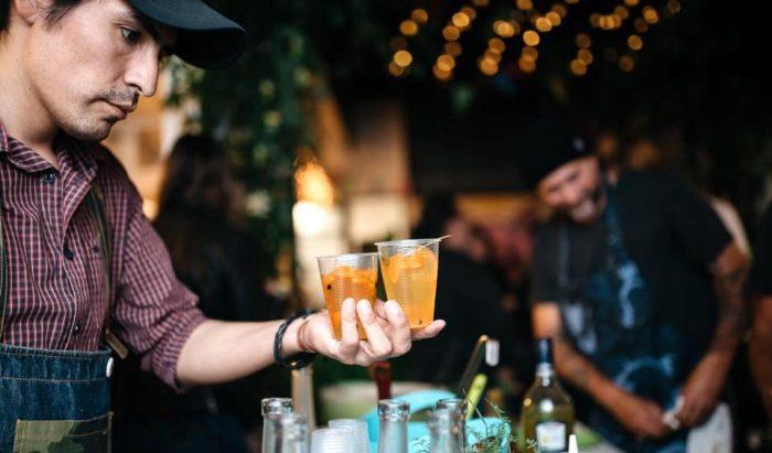 """""""Cenas sin nombre"""": Maldito Barman y la ayuda social desde la gastronomía"""