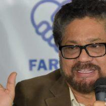 El disidente de las FARC