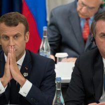 Brasil rechaza ayuda del G7 para combatir incendios en la Amazonía