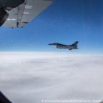 Washington aprueba venta de 66 cazas F-16 a Taiwán