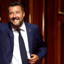 Italia: Liga de Salvini anuncia moción de censura contra primer ministro