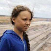 La decepción de Greta Thunberg por la quema carbón
