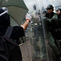 ¿Qué piensan los chinos continentales sobre las protestas en Hong Kong?