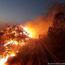 Incendio en Amazonas: Bolsonaro reconoce falta de pruebas contra las ONG