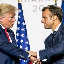 Macron consigue un acercamiento entre Estados Unidos e Irán durante el G7