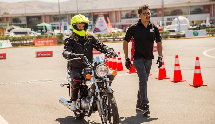 Motos: inician nuevo ciclo de cursos gratuitos para manejo seguro