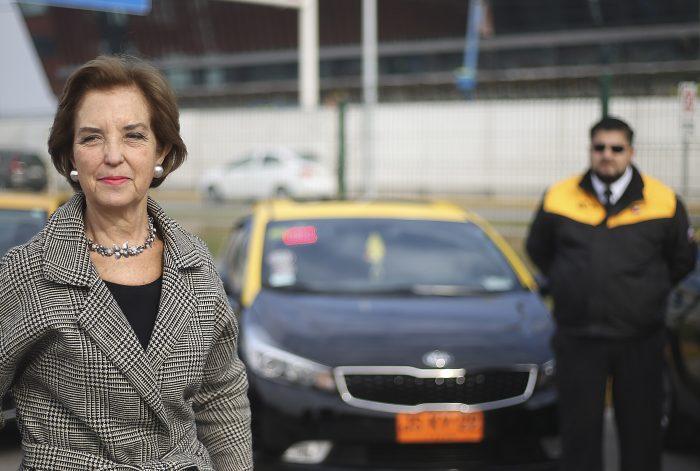 La tajante respuesta de la ministra de Transporte por taxímetro adulterado: