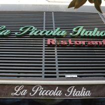 Incendio afectó al restaurante La Piccola Italia ubicado en Providencia
