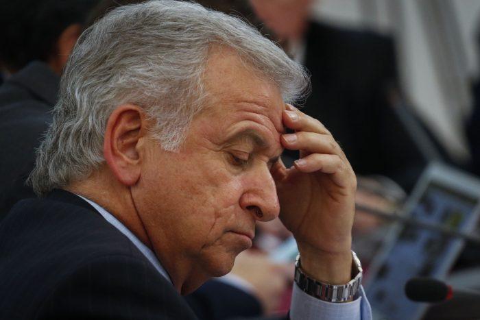 Felipe Larraín emplaza: