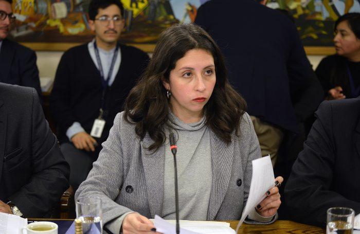 Presidenta de la Comisión de Trabajo ante propuesta de gradualidad en las 40 horas:
