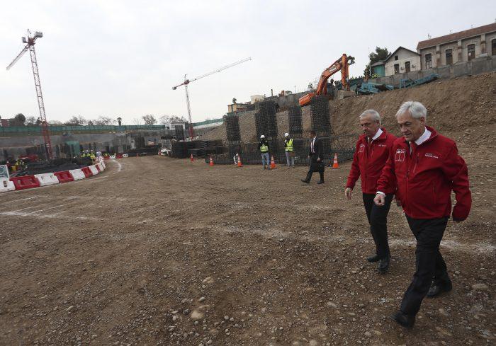 Presidente Piñera anuncia la construcción de un nuevo hospital en Colina
