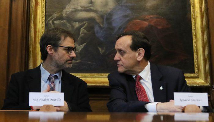 Rector Sánchez rechaza criticas por la creación de un centro de estudios contra abuso sexual: no es