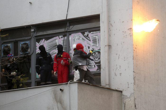 Gobierno condena los últimos incidentes en el Instituto Nacional y alcalde Alessandri pide
