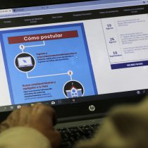 Este lunes comienza en la Región Metropolitana el Sistema de Admisión Escolar