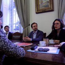 Jornada laboral: Senadores se reúnen con Camila Vallejo para respaldar proyecto de 40 horas