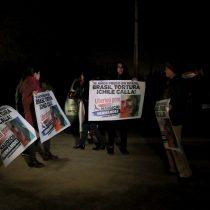 Llegó a Chile el ex frentista Mauricio Hernández Norambuena tras ser extraditado desde Brasil