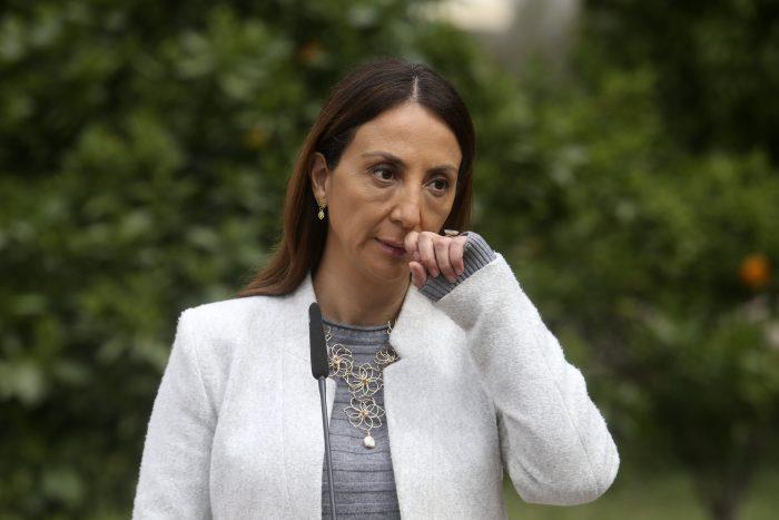 Ministra Cecilia Pérez es elegida como presidenta de la Corporación Santiago 2023