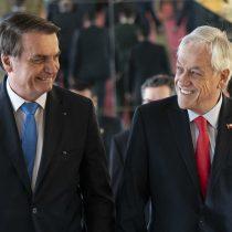 Bolsonaro y Piñera preparan una reunión de líderes amazónicos sobre incendios