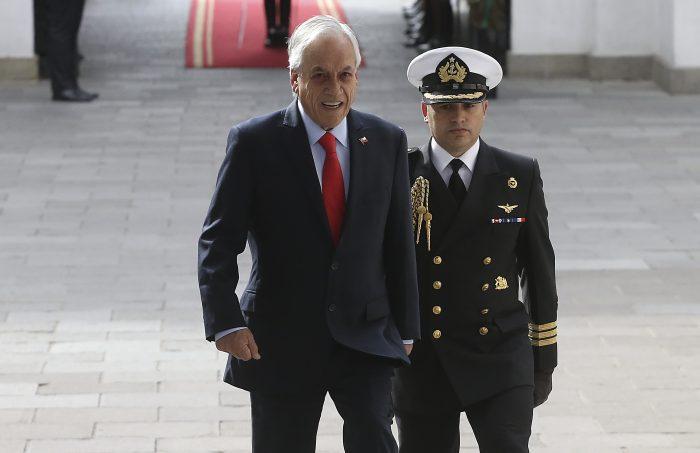 Piñera arriba enfermo al país tras su participación en la cumbre del G7