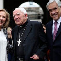 Vaticano anuncia investigación contra Bernardino Piñera por denuncia de abuso sexual a menor de edad