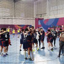 Chile sorprende a Brasil y peleará por el oro de balonmano ante Argentina