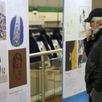 Exposición de la Convención sobre los Derechos del Niño en el Metro