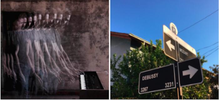 Artista Sebastián Jatz realizará intervención urbana interpretando la historia de la música clásica