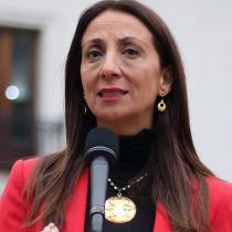 La chaqueta roja de Cecilia Pérez
