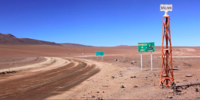 Estudios de abogados chilenos son parte del problema en la triple frontera del norte del país