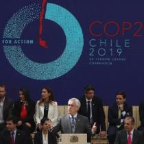 Piñera y los países que causan más impacto al medio ambiente