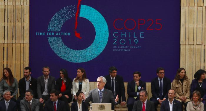 Las duras críticas al anteproyecto de Cambio Climático que el Gobierno busca aprobar antes de la COP25