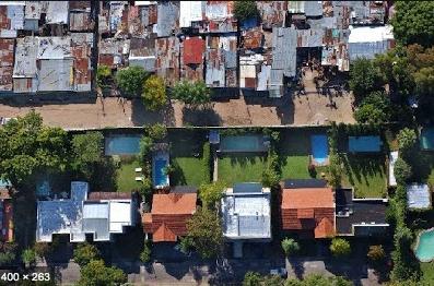 La segregación social y la desintegración de la política urbana
