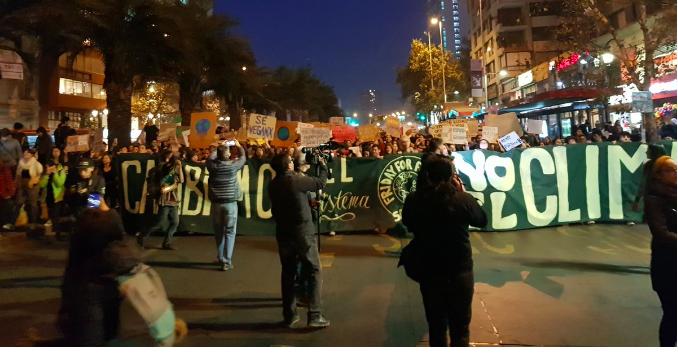Crisis climática: Chile debería liderar con el ejemplo