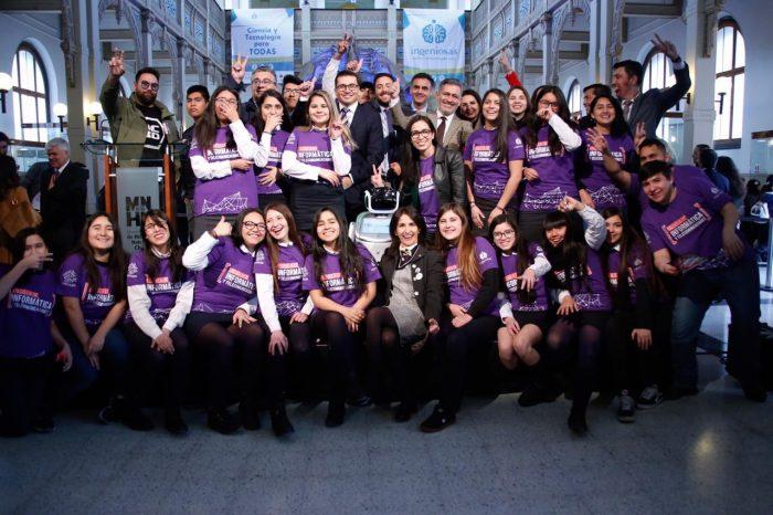 Semana Ingeniosas: el proyecto que combate la brecha de género desde la adolescencia