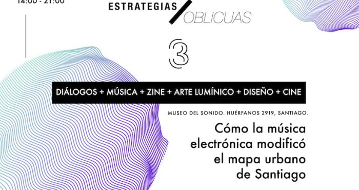 """Encuentro gratuito de música electrónica """"Estrategias Oblicuas"""" en Museo del Sonido"""