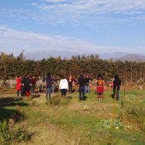 Organizaciones feministas realizaron encuentro socioambiental en memoria de Macarena Valdés