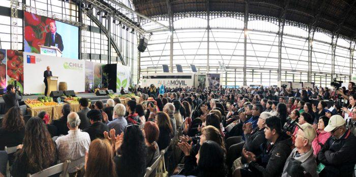Expo Chile Agrícola 2019: comienza el evento más importante evento del agro nacional