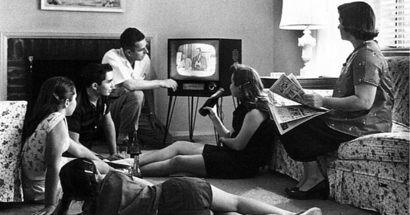 En casa: televisión y coronavirus