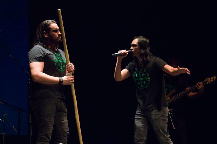 """""""Lautaro, Toqui de Toquis"""": la ópera rock sobre Lautaro"""